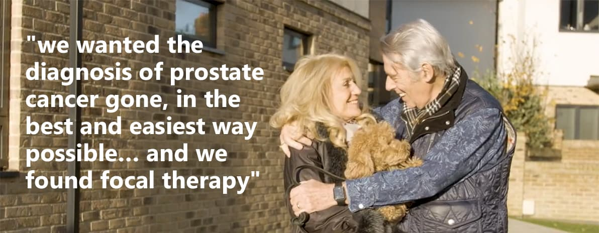Barry and Jacky Focal Therapy Quote