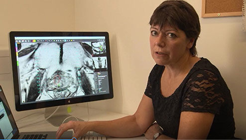 Dr Clare Allen, Consultant Radiologist, The Focal Therapy Clinic